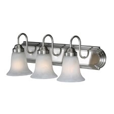 Brookfield 3 Light Vanity Light
