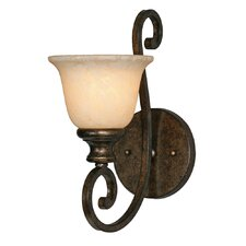 Heartwood 1 Light Wall Sconce