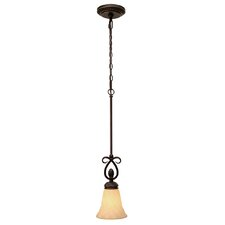 Torbellino 1 Light Mini Pendant