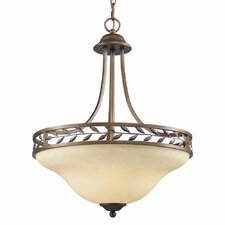Woodbriar Inverted Pendant