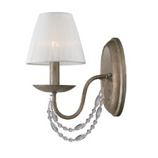 Mirabella 1 Light Wall Sconce