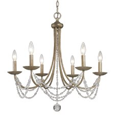 Mirabella 6 Light Chandelier