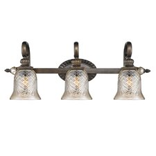 Alston Place 3 Light Bath Vanity Light