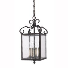 Valencia 4 Light Pendant