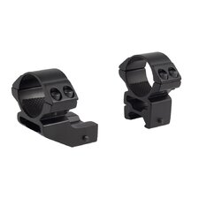 <strong>Hawke Sport Optics</strong> 2-Piece Weaver High Extension Forward Mount