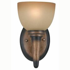 Olympian 1 Light Wall Sconce