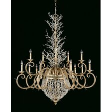 <strong>Triarch Lighting</strong> Garland 18 Light Chandelier