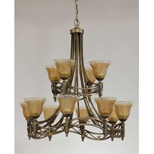 Donatelli 12 Light Chandelier