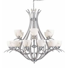 Legend 18 Light Chandelier