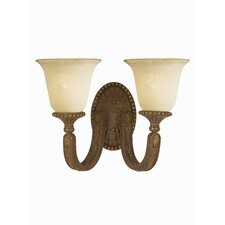 Ambassador 2 Light Wall Sconce