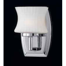 <strong>Triarch Lighting</strong> Astro 1 Light Wall Sconce