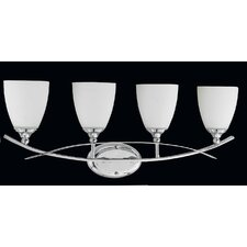 Neptune 4 Light Vanity Light - Energy Star