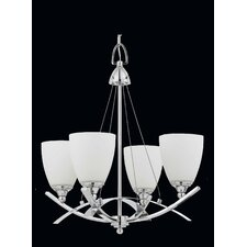 Neptune 4 Light Chandelier