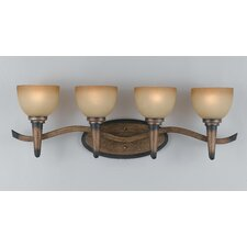 <strong>Triarch Lighting</strong> Olympian 4 Light Vanity Light