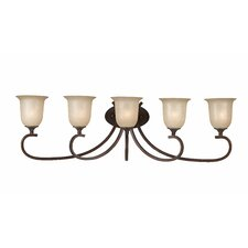 La Costa 5 Light Vanity Light