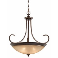 <strong>Triarch Lighting</strong> La Costa 4 Light Inverted Pendant