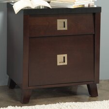 <strong>angelo:HOME</strong> Marlowe 2 Drawer Nightstand