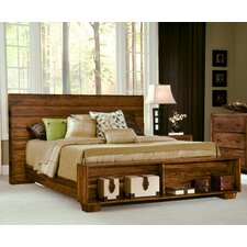 Chelsea Park Platform Bedroom Collection