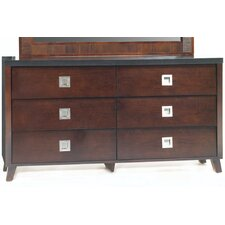 <strong>angelo:HOME</strong> Marlowe 6 Drawer Dresser