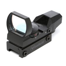 <strong>Firefield</strong> Reflex Sight with Red and Green Reticle Options