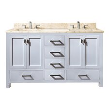 Modero Double Bathroom Vanity Set