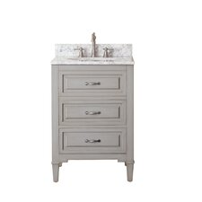 "Kelly 25"" Single Bathroom Vanity Set"