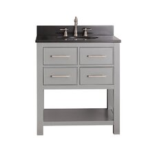 "Brooks 31"" Vanity Set with Single Sink"