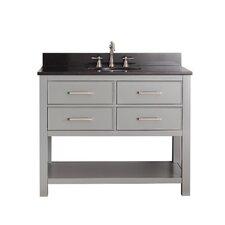 "Brooks 43"" Vanity Set with Single Sink"