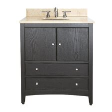 "Westwood 25"" Single Bathroom Vanity Set"