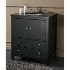 "Westwood 25"" Vanity Set with Undermount Sink"