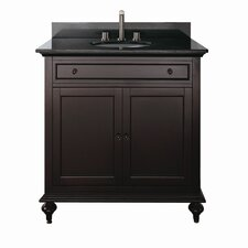"Merlot 25"" Bathroom Vanity Set"