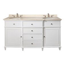"Windsor 60"" Bathroom Vanity Set"