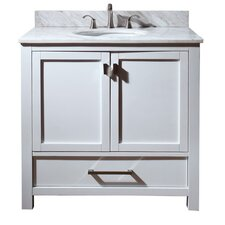 "Modero 36"" Bathroom Vanity Set"
