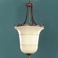 "Vidra 54"" Pendant in Rustic Bronze"