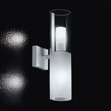 <strong>Zaneen Lighting</strong> Jazz 2 Light Wall Sconce