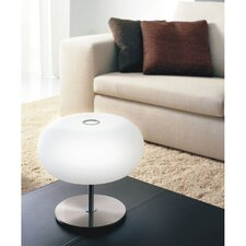 Blow Table Lamp with Bowl Shade