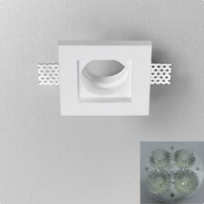 <strong>Zaneen Lighting</strong> Invisibli 1 Light Recessed Fixed LED SpotLight