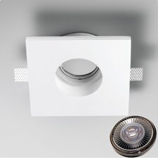 Invisibili Recessed Adjustable LED SpotLight