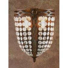 Longas Traditional 2 Light Wall Sconce