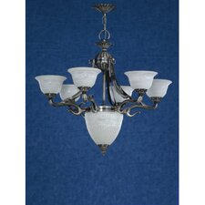 Saraso 7 Light Chandelier