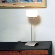 Muroa Contemporary Table Lamp with Horizontal Shade