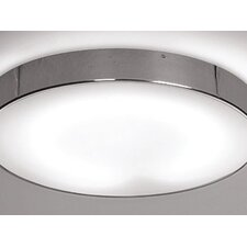Inoxx 1 Light Flush Mount