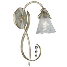 <strong>Zaneen Lighting</strong> Siberia 1 Light Wall Sconce