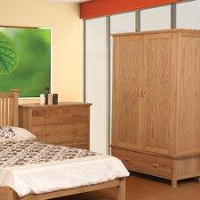 Wren 2 Door Wardrobe