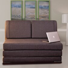 Studio 2 Seater Convertible Sofa Clic Clac Bed