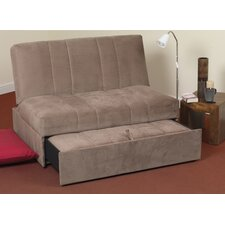 Wick 2 Seater Convertible Sofa Bed