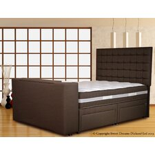 Classic Luxury Divan TV Bed Frame