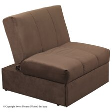 Wick 1 Seater Convertible Sofa Clic Clac Chair
