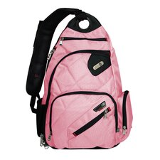 Brickhouse Sling Pack in Pink