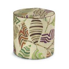 Nagaon Cylindrical Pouf Ottoman